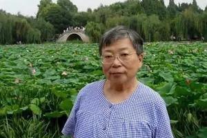 80歲女書家周慧珺豪捐2500萬?初衷出人意料!