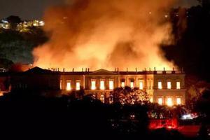 國博前副館長談巴西國博大火 監控問題與其他難處