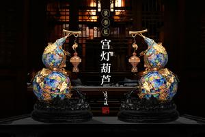 《宫灯葫芦》景泰蓝亮相中非峰会 今荣会独家首发