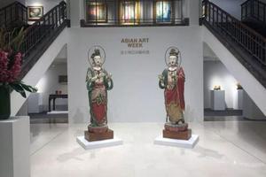 佳士得纽约亚洲艺术周预展360度现场直击