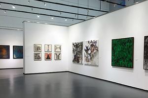 上海抽象艺术学术互动展:海派抽象的多元精彩