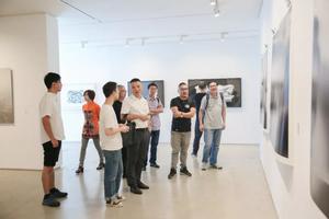 超越物象--当代摄影研究展在温州年代美术馆开幕