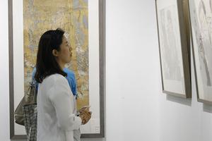 守正创新:中国画创作研究院学术提名展开幕