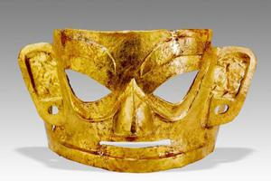 金沙遗址金色记忆:从四千年前金饰看到汉唐金器
