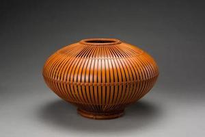 苏博展日本竹器150年 呈现竹艺精美与师徒制关系