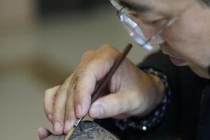 中国紫砂艺术年鉴2017-2018之鲍曙岩