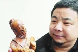 汪晓彬-皖南木雕传人笔下的古民居