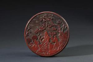 一部中国简明漆器艺术:上博40年后将再推漆艺大展