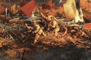 60年油画留下时代印记 冯健亲80幅代表作捐赠南博