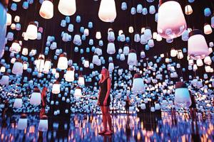 """科技+艺术""""体验式""""的展览,为什么更受推崇?"""