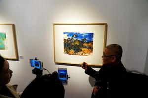 艺术家陈天:从绘画语言创新到传统精神回归