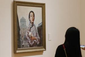 """""""中国当代艺术四十年""""展览亮相龙美术馆"""