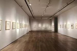 张静伯作品展开幕 百幅作品亮相宝龙艺术中心