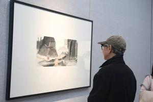 此岸彼岸:当代山水画邀请展亮相桂林市花桥美术馆