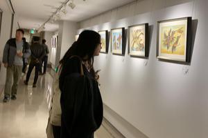 """凤英作品参展""""2018上海界外艺术双年展"""""""