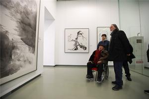 写意中国·2018中国国家画院院展国画作品展举办