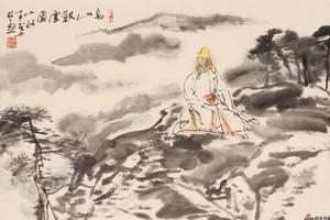 新浪书画|知名画廊之文岗文化