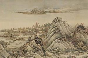 翁同龢后人向波士顿艺术博物馆捐赠文物