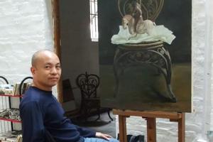 【新浪当代推荐】叶焕伟:在历史的感悟中创作