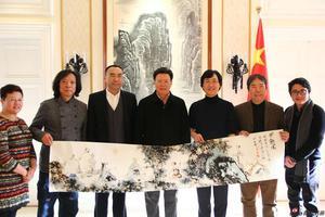最新大奖娱乐官网下载聚焦 中国古典诗词演唱与书画的演绎