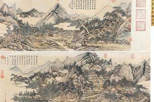 2018中国古代书画成交Top50:市场热而不燥