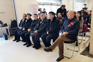 全国书法家协会主席作品邀请展全国巡展北京站开幕
