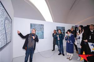 第九届新星星艺术奖百位入围艺术家联展盛大开幕