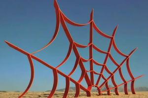 2019民勤第二届沙漠雕塑国际创作营入选方案公告