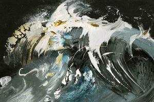专访 英国画家玛吉的艺术生命