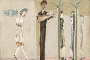 罗斯科作品奥地利展出:当代对话传统