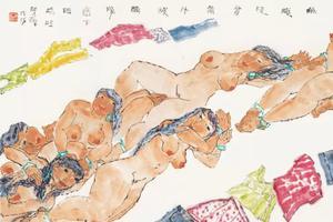 展览预告:传承与经典系列——陈醉人物画作品展