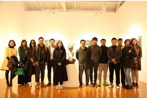 """张静个展""""日常治疗""""在北极熊画廊(北京)开幕"""