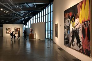 《重整德国艺术立场》于南京艺术学院美术馆开幕