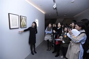 震旦博物馆推出郝量上海首次个展《辟雍》