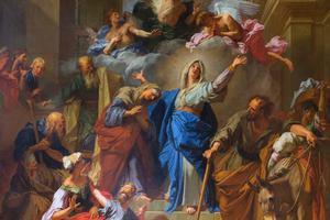 科普:巴黎圣母院内收藏了哪些重要艺术品