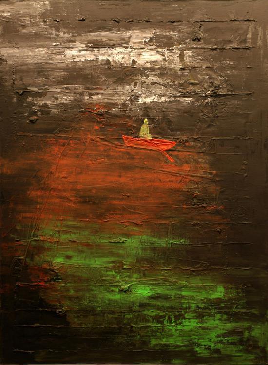 《艺术家隐士》Artist as Hermit