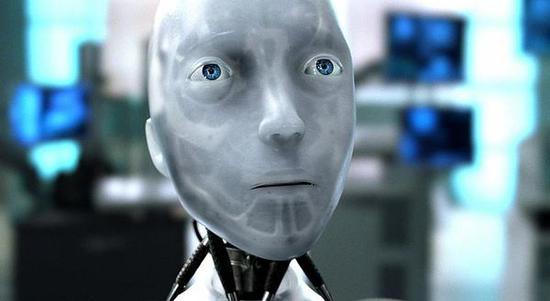 《我·机器人》剧照 图片来自网络
