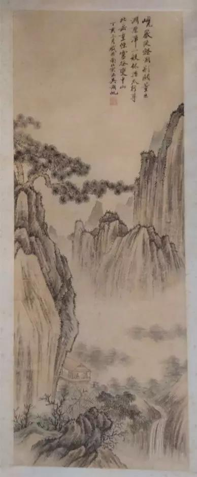 吴湖帆 《山水》