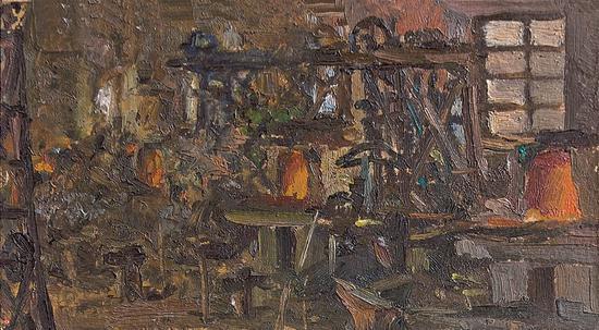 土高炉 12×21cm 1959