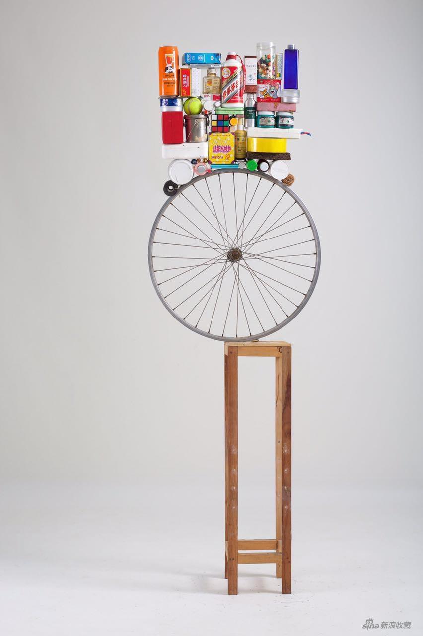 刘亚洲《平衡系列 11号》艺术微喷 110cm×73cm
