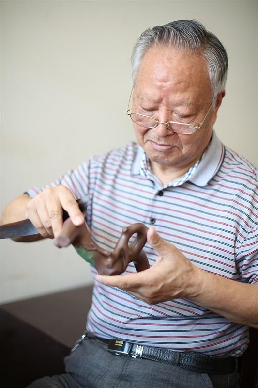 艺术家倪顺生