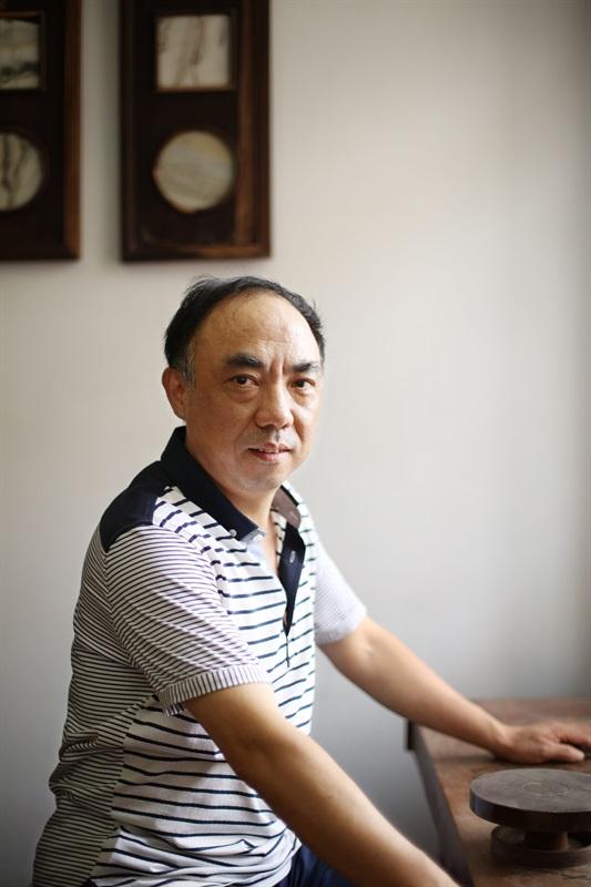 艺术家刘军