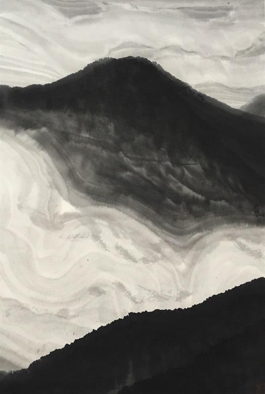 云山在望 98x66cm 2014
