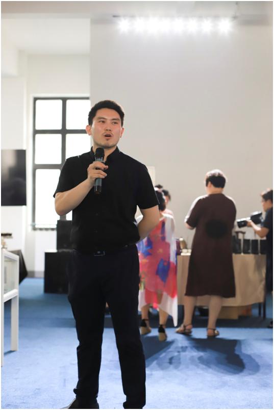 川谷汇集团董事长刘泽龙致辞