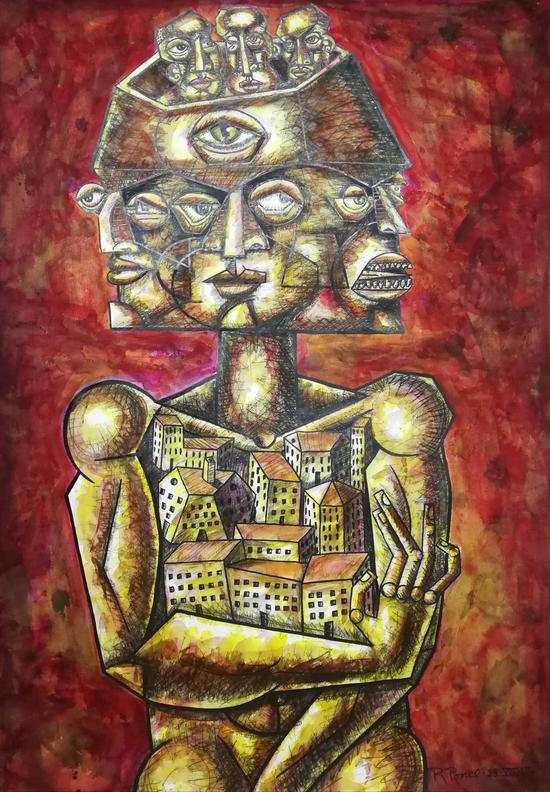 里卡尔多·彭斯 [古巴]作品