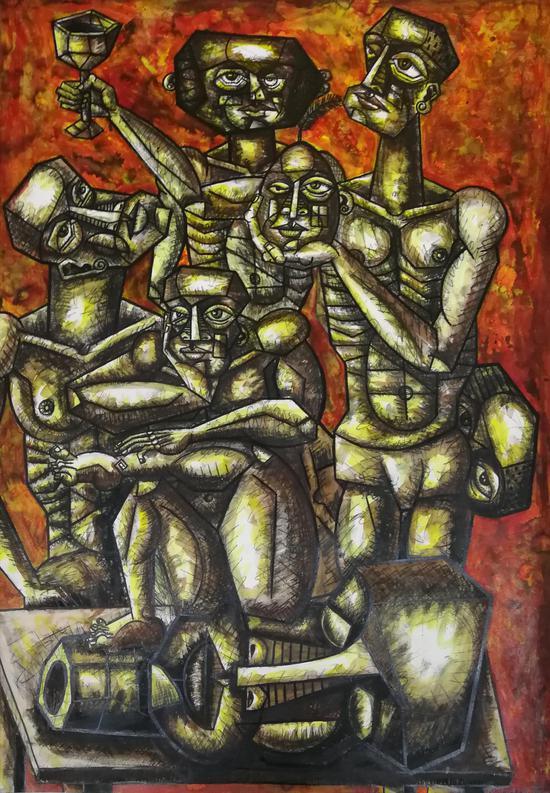 里卡尔多·彭斯[古巴] 的作品