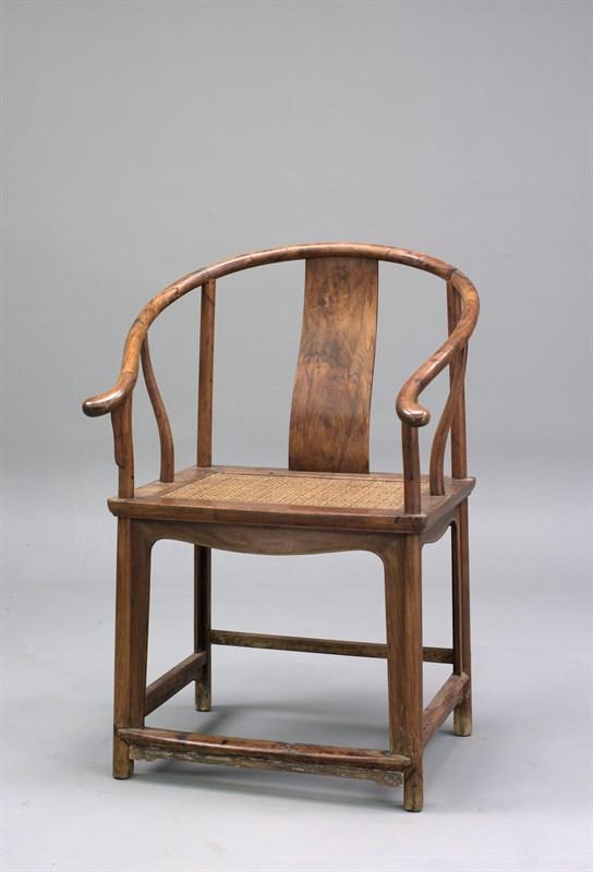 研木得益 马蹄椅