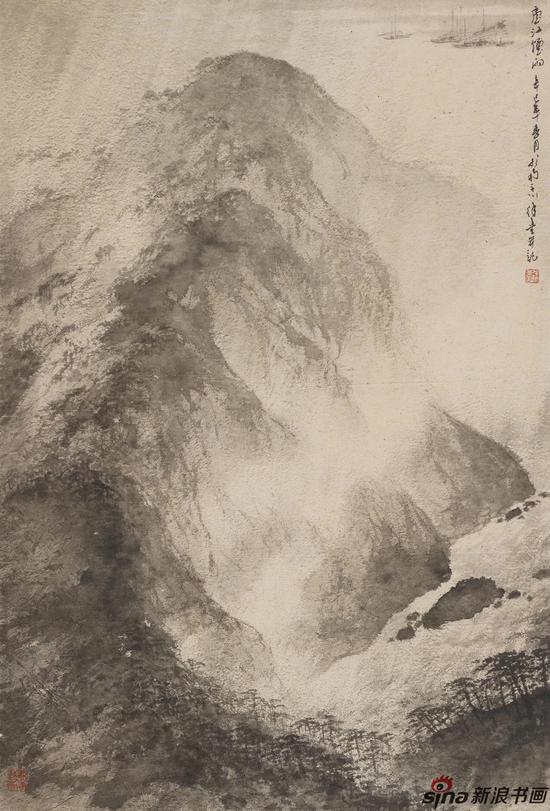 《庐江烟雨》 2001