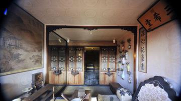 8平米的乾隆书房 尽藏稀世奇珍