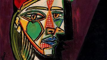 毕加索画作受中国热捧 如爱马仕